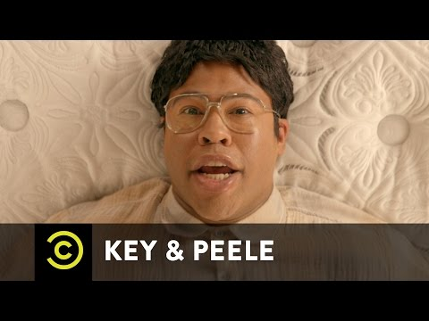 Key & Peele – Mattress Shopping – Uncensored
