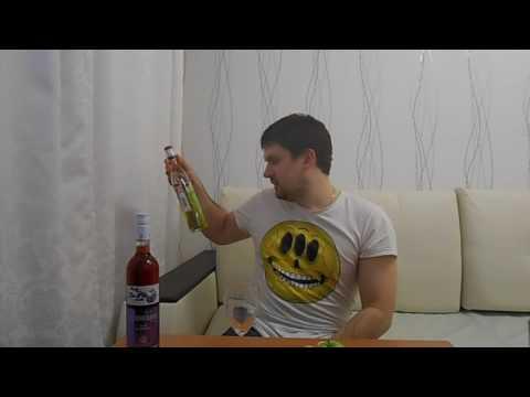 """Обзор винных напитков - """"Мохито классический"""" и """"Iceberry северная черника"""""""