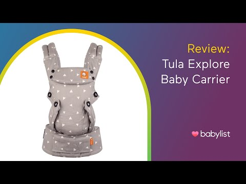 Tula Explore Baby Carrier Review
