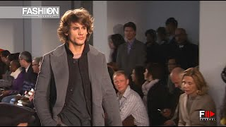 ERMANNO SCERVINO Menswear Fall 2011 Milan - Fashion Channel