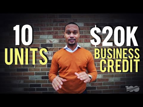 How To Use Business Credit To Buy Real Estate