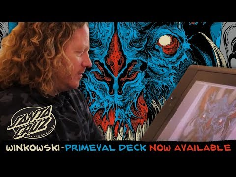 What's up with Winkowski's Pro board!? Here's artist Ken Taylor with the inside scoop.