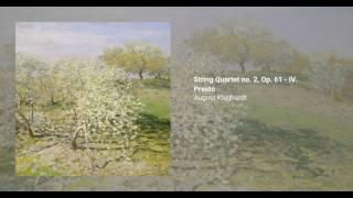 String Quartet no. 2, Op. 61
