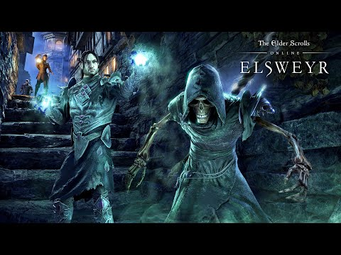The Elder Scrolls Online: Elsweyr — Become The Necromancer thumbnail