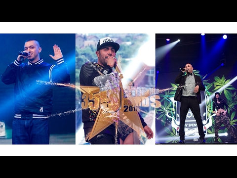 359 Hip Hop Awards 2017 FULL SHOW