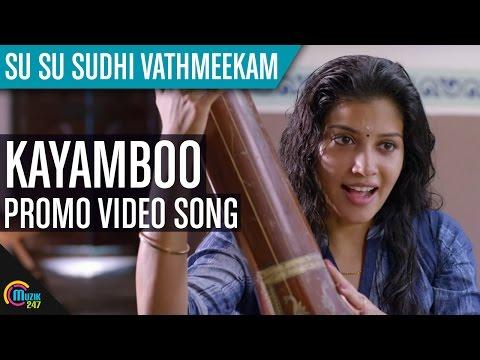 Kaayamboo Niramayi Promo Song from Su Su Sudhi Vathmeekam