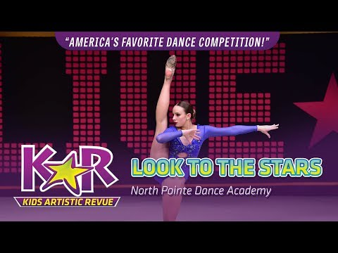 """Look To The Stars"" from North Pointe Dance Academy"