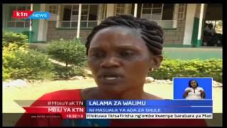 Mbiu ya KTN: Walimu wakuu wa shule za upili Homabay wasema maisha yao yamo hatarini