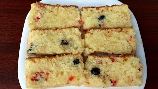 Eggless Fruit Cake | Kitchen Time with Neha