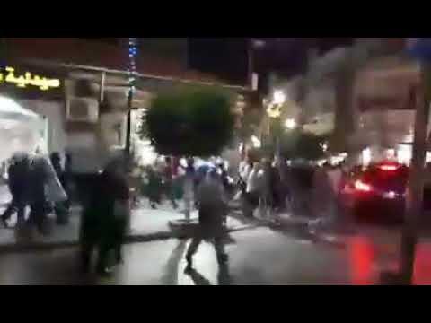 شاهد ..الامن الفلسطيني يمنع تظاهرات مطالبة برفع العقوبات عن غزة في رام الله ونابلس