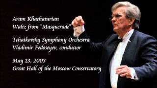 Khachaturian: Waltz from