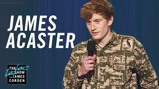 James Acaster Stand-up - Video Youtube