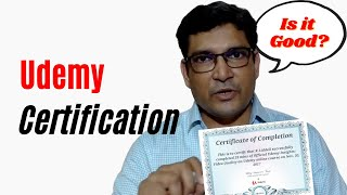 Is Udemy Worth it? | What is the Udemy Certificate Value in India? | Honest Udemy Review
