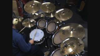 Tom Petty-Drum Cover- Waiting For Tonight- by DGarreis