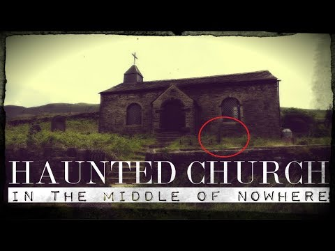 Haunted Church In The Middle Of Nowhere: These People Died Of Cholera