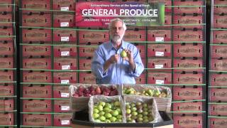 The Produce Beat:  Pears: Forelle, Seckle, Comice & Red