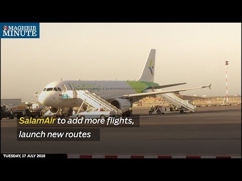 SalamAir to add more flights, launch new routes