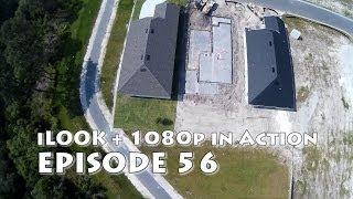 ILook+ 1080p FPV. Walkera QR X350 Pro & Devo F7