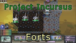 Tier 4 Mortars - Forts Multiplayer 3vAI [51]