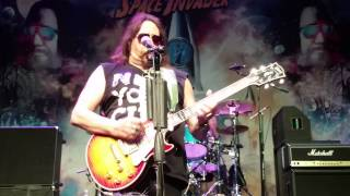 Ace frehley  cold gin  live