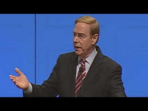 Gary Chapman | The Five Languages of Apology (11/13/2013)