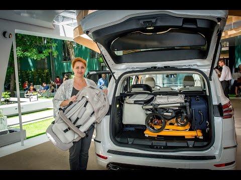 Cómo organizar el maletero
