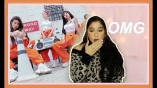 3YE(써드아이)- OOMM(Out Of My Mind) M/V Reaction