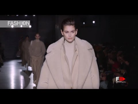 MAX MARA Fall 2019 Milan - Fashion Channel