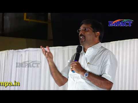 Commitment | P Anand |TELUGU IMPACT Vizag 2017