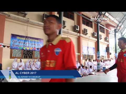 Al Azhar 19 Cibubur Mengadakan Acara Al Cyber 2017