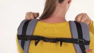 """Эрго рюкзак Love & Carry AIR-X. Инструкция: позиция """"спереди"""""""