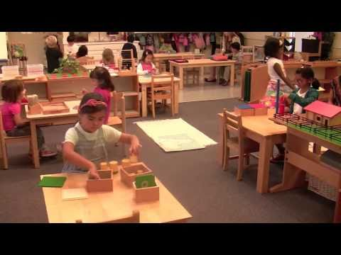 Montessori Sensorial Exercises