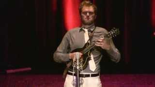 Chris Thile  2013-10-02  Partita No. 1 in B minor  (complete suite)
