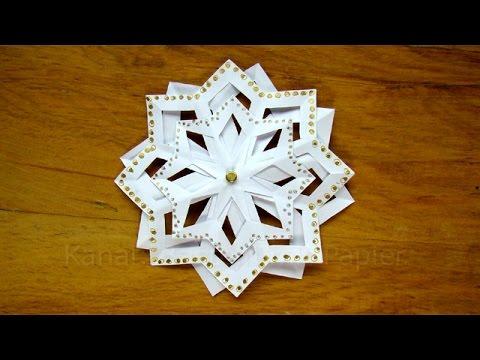 Weihnachtssterne basteln - Bastelideen Weihnachten - Weihnachtsdeko - Sterne - Weihnachtsgeschenke