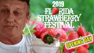 2019 Florida Strawberry Festival Plant City Opening Day