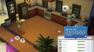 The Sims 4 Infinite Needs + Skills Cheat