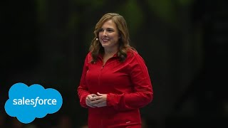 Salesforce Connections 2018 Keynote - Ch. 3: Adidas Is A Trailblazer