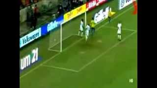 preview picture of video 'oascar + nymar south afric vs brazil 0-2 (5/3/2014) اهداف البرازيل الشوط الاول'