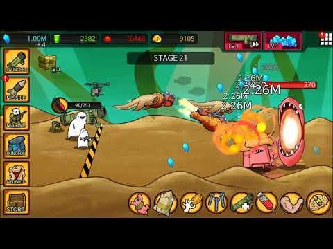 Vídeo do [VIP]Missile Dude RPG: Tap Tap Missile