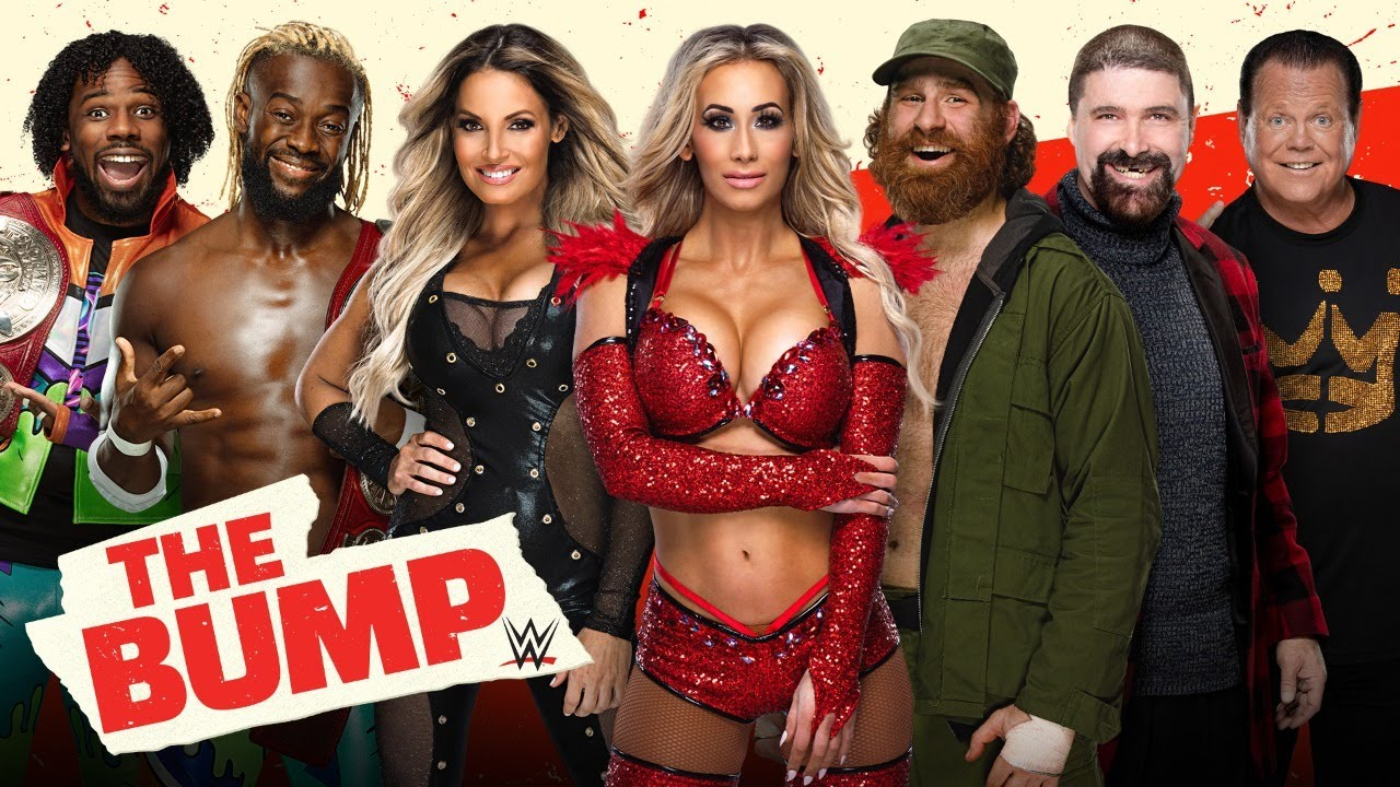 The New Day, Mick Foley, Trish Stratus, Sami Zayn, Carmella and more: WWE's The Bump, March 31, 2021