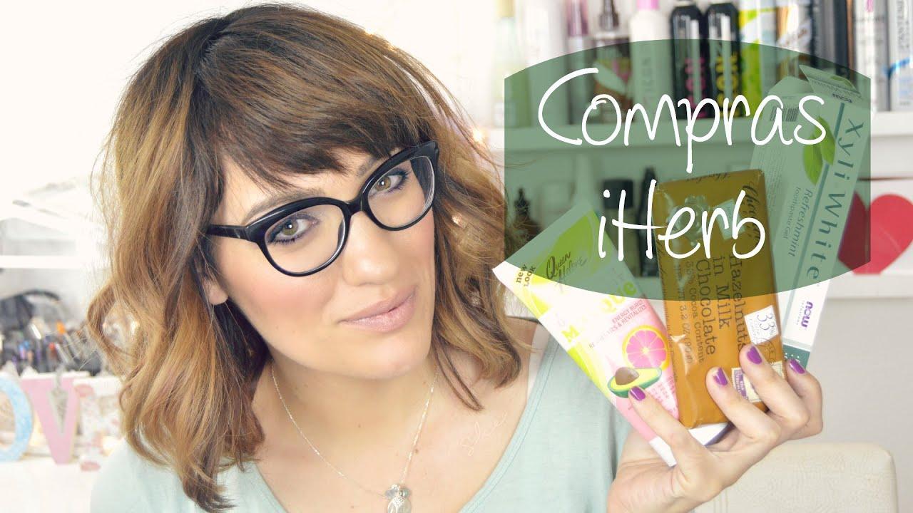 Últimas compras en iHerb: Cósmetica, cuidado y chocolate!