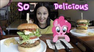 Best Vegan Burger in Seoul | Huggers Itaewon
