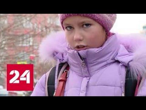За отсутствие проездного школьницу высадили из автобуса в 30-градусный мороз