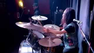 D.R.I. - Thrashard (drum cover by 黃廷軒)