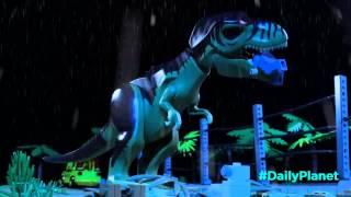 Jurassic Park Lego   Daily Planet