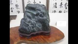 Korean-American Viewing Stone Exhibit - April 7, 2013