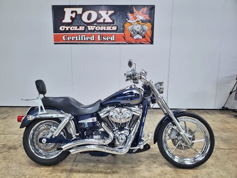 2007 Harley-Davidson CVO™ Screamin' Eagle® Dyna® in Sandusky, Ohio - Video 1