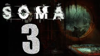 ► SOMA | #1 | 3/7 | Superotvírák! | CZ Lets Play / Gameplay [1080p] [PC]