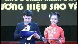 Sao vàng Doanh nhân Đất Việt – Thương hiệu Sao vàng 2017 (Phần 1)