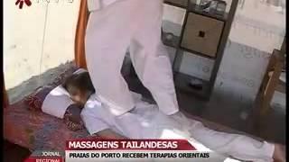 Tailandia. Massage In Porto City
